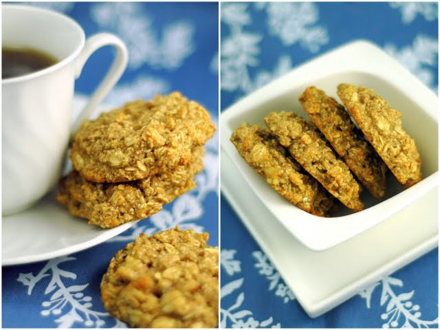 Vegan Banana Bread Cookies | A Dash of Compassion