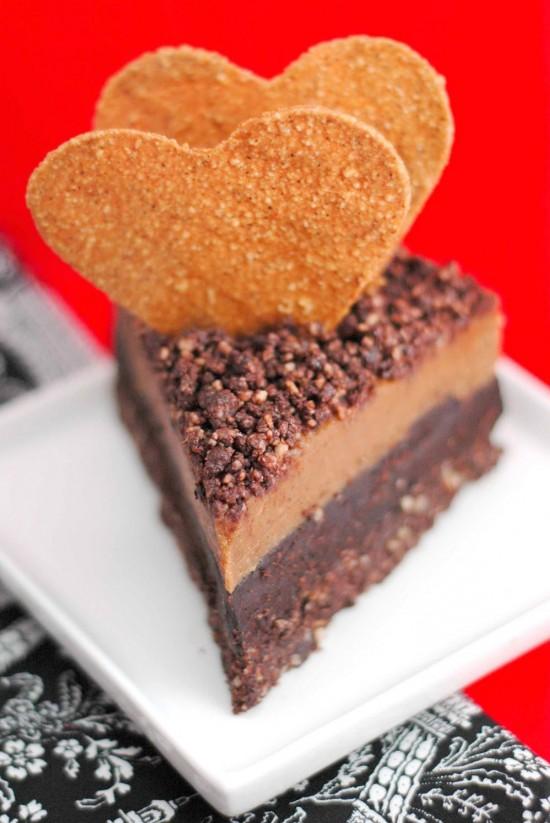 Raw Chili Cheesecake | A Dash of Compassion