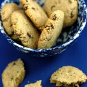 Chocolate Chip Hemp Cookies   A Dash of Compassion