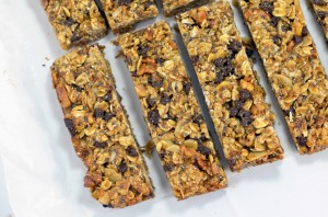 Chocolate Chip Toffee Bars | A Dash of Compassion