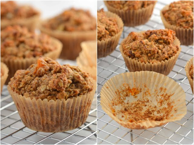 Sweet Potato Date Muffins | A Dash of Compassion