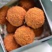 Cinnamon pecan truffles