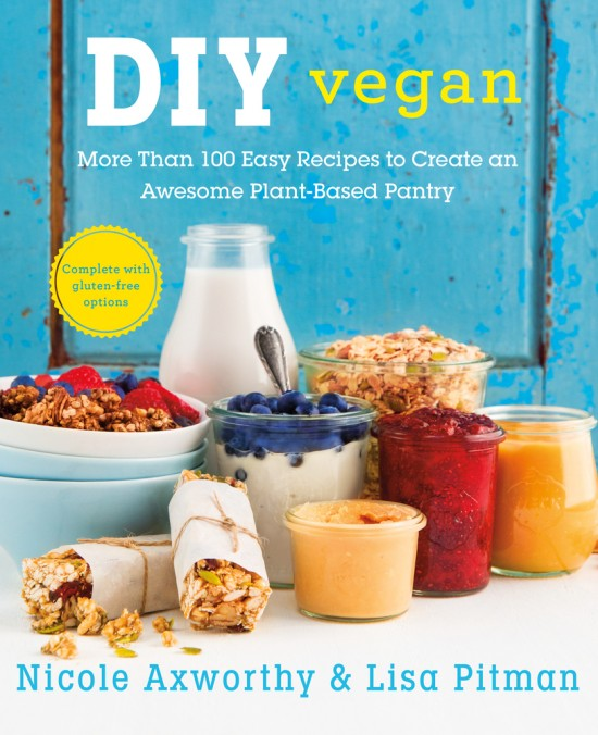 Pre-order DIY Vegan and receive BONUS gifts!