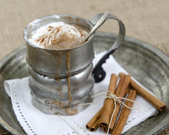 Vegan Cinnamon Dolce Frappuccino   A Dash of Compassion