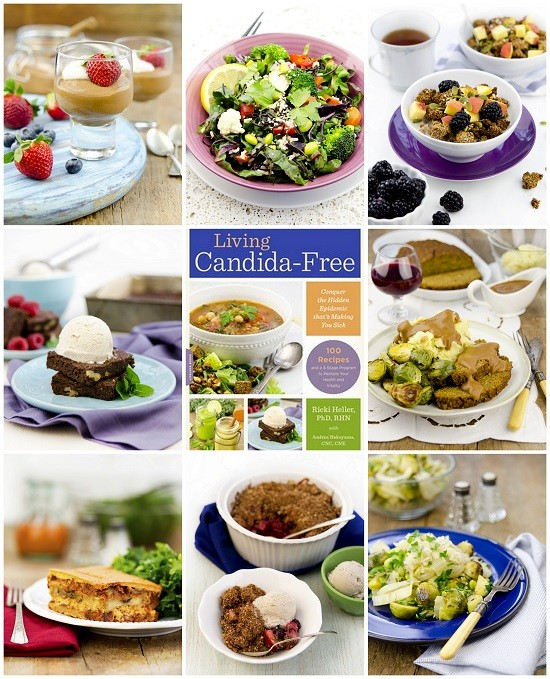 Candida Cookbook'
