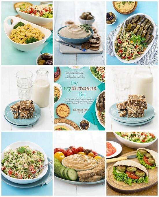 Vegiterranean Diet