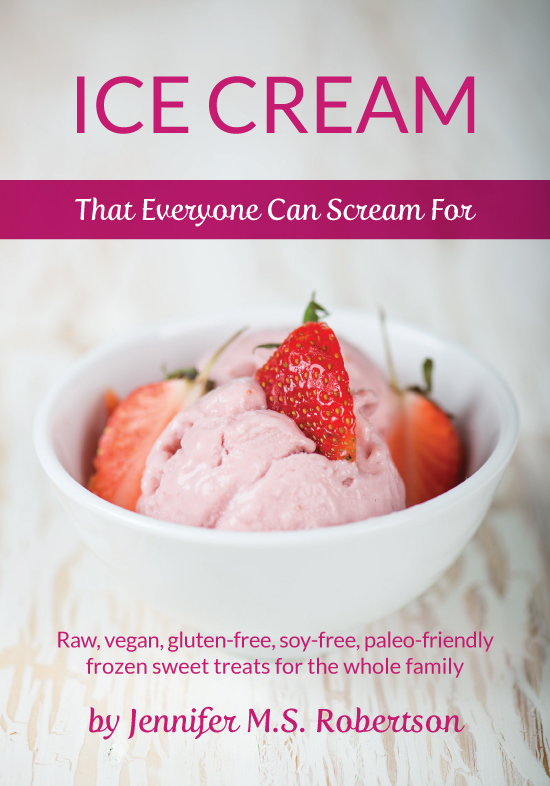 Ice Cream That Everyone Can Scream For by Jennifer Robertson