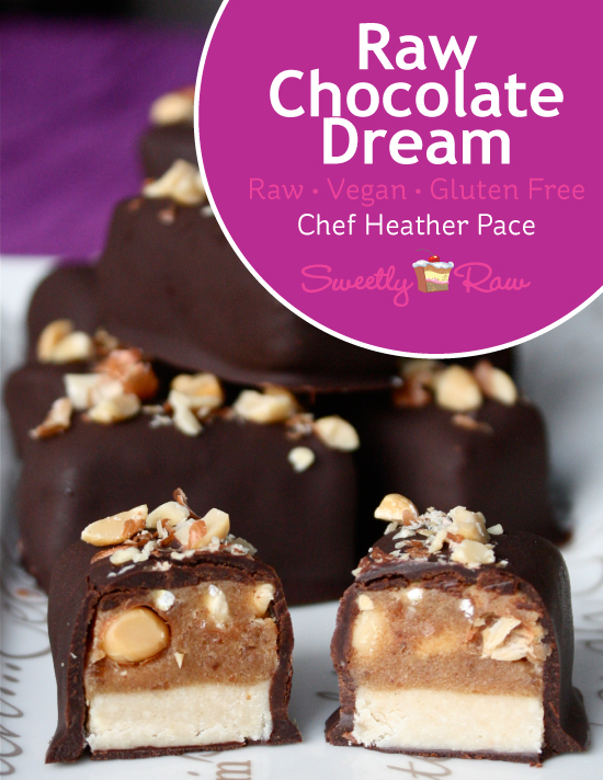 Raw Chocolate Dream by Heather Pace