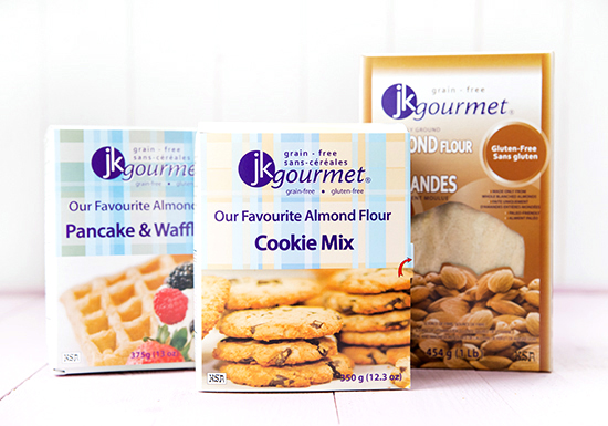 JK Gourmet GIVEAWAY! | A Dash of Compassion