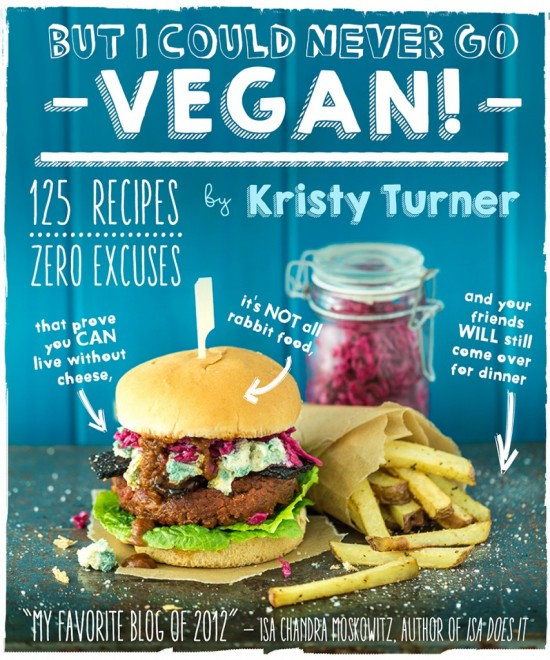 But I Could Never Go Vegan! review & giveaway | A Dash of Compassion