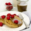 Ricki Heller's single-serve pancakes & how she conquers candida on a plant-based diet
