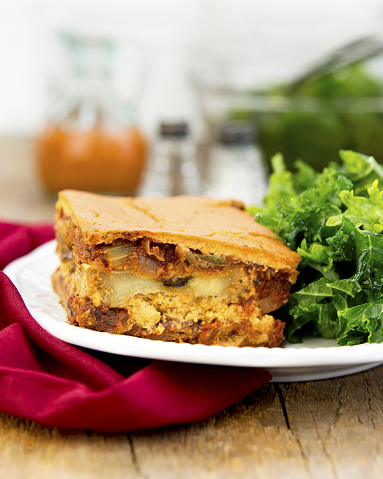 Eggplant Parmesan from Living Candida-Free