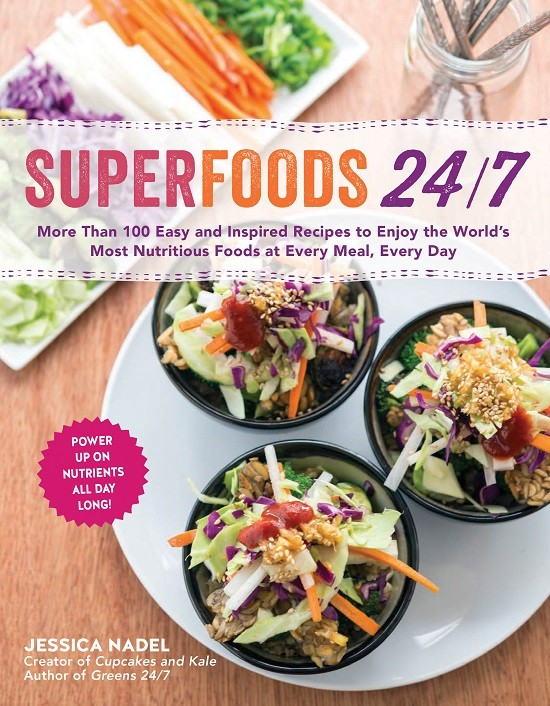 Superfoods 24/7 Review + Giveaway!
