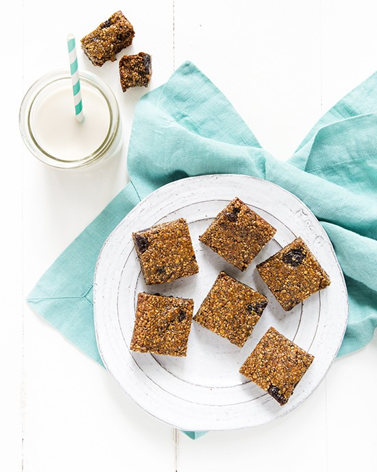 Whole Food Energy Bars | A Dash of Compassion