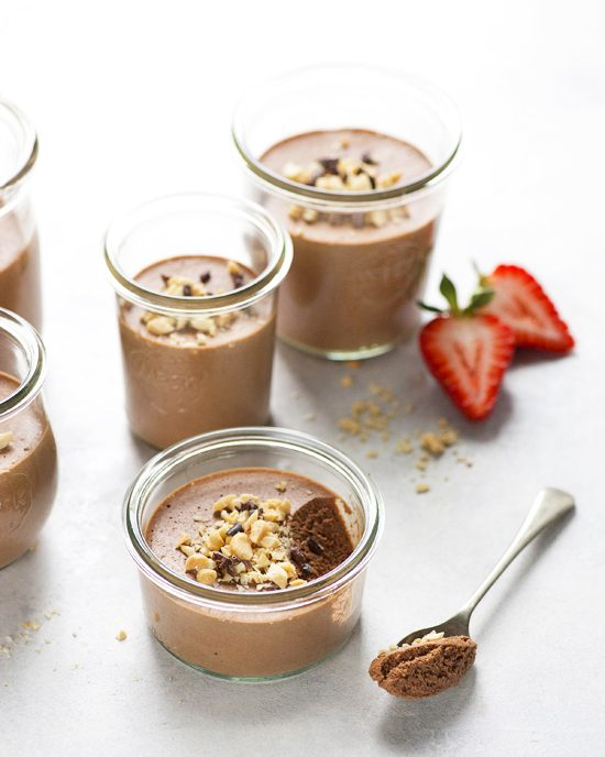 Incredible Whipped Chocolate Mousse | A Dash of Compassion